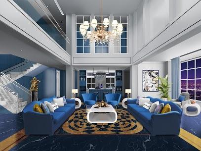 My Home Design – Luxury Interiors MOD (Money/Gems/Lives) 5