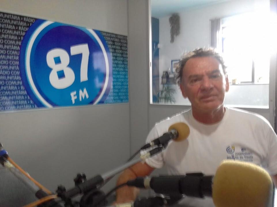 """O popular """"Peixe"""" (João Carlos Prosperi)"""