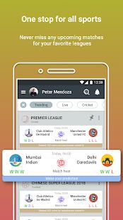 Prediction Guru™ - Live Score, Sports, Tips, BBL Screenshot
