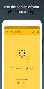 Booklight – screen night light and desk lamp 1