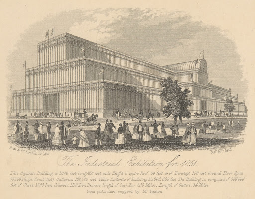 The Industrial Exhibition for 1851