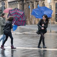 Pioggia in allegria di