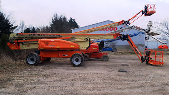 Picture of a JLG 1250AJP