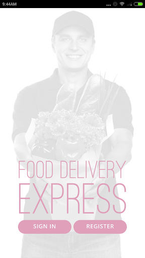 Food Delivery Express Delivery