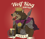 Wolf King Warrior Imperial Stout with Oatmeal and Coffee