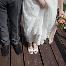 Fotógrafo de casamento Mariya Korenchuk (marimarja). Foto de 09.11.2018