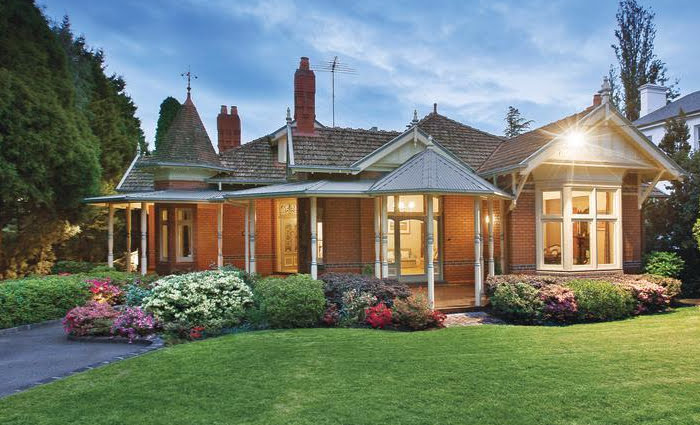 Kenilworth, 23 Barry Street Kew, Vic 3101