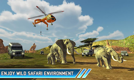 Zoo Animal Transport Truck 3D Airplane Transporter filehippodl screenshot 2