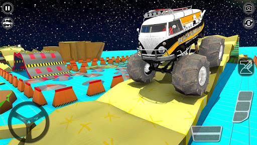 Monster Car vs Trucks: Offroad Trials 1.4 screenshots 2
