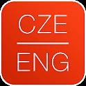 Dictionary Czech English icon