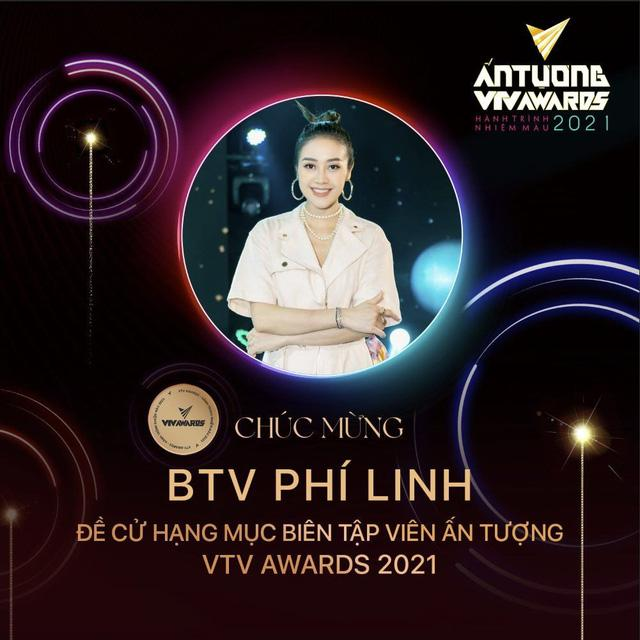 VTV Awards 2021: Nóng! Lộ diện những đề cử nhân vật ấn tượng đầu tiên trong vòng 1 - Ảnh 14.