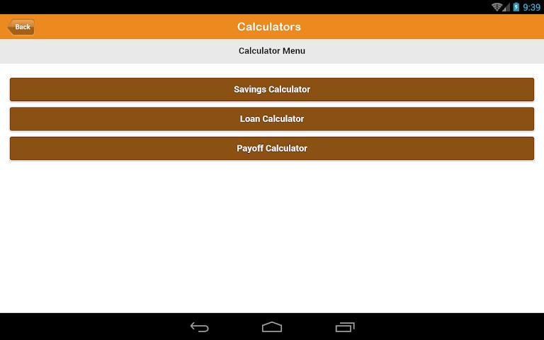 android MBTC MOBILE Screenshot 9
