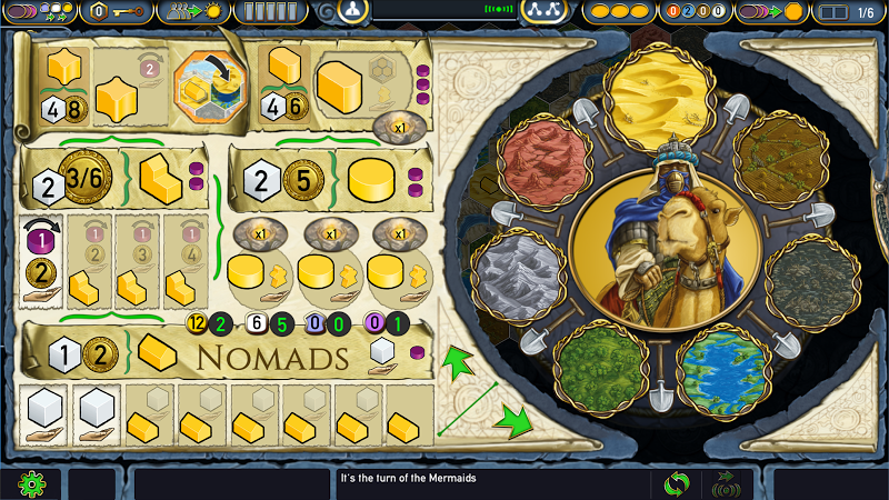 Terra Mystica Screenshot 3