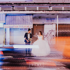 Wedding photographer Duy Demi (DuyDemi). Photo of 18.11.2017