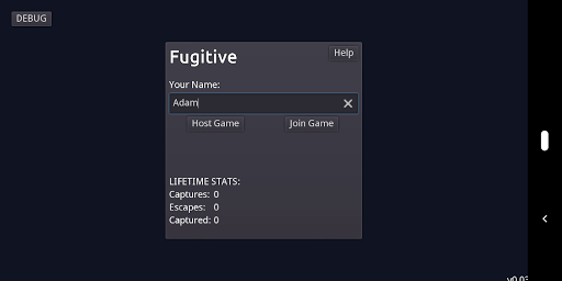 Fugitive screenshot 2