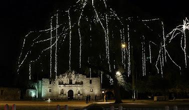 Photo: The Alamo