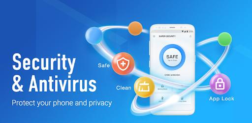 Mobile Security with Antivirus, Virus cleaner, Phone cleaner, AppLock.