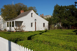Photo: Leffers Cottage - Restoration Grounds - Beaufort, NC Photo courtesy David Sobotta
