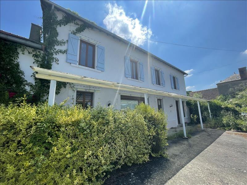 Vente maison 9 pièces 270 m² à Vijon (36160), 149 800 €