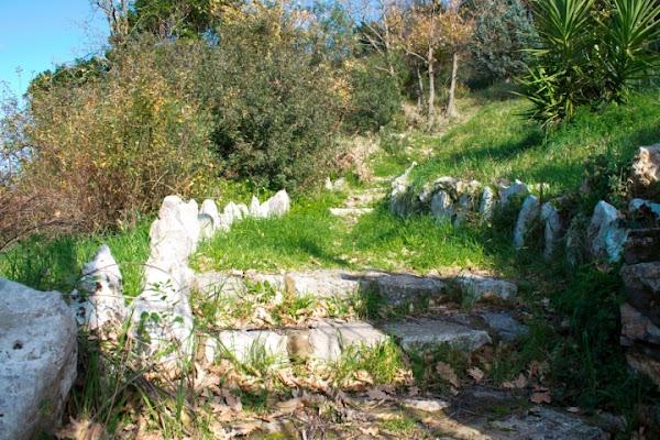 Sentiero di montagna di pedro89