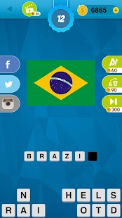 Flags Quiz Game- screenshot thumbnail