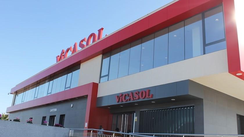 Nueva sede en El Ejido.