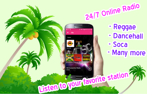 UnityFlex - Caribbean Radio- screenshot thumbnail