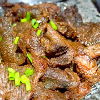 Garlic Beef Tapa Recipes