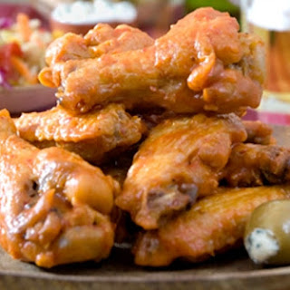 Spicy Teriyaki Wings