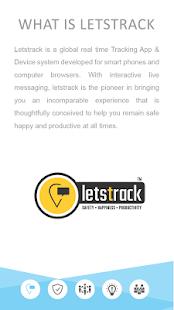 Letstrack Realtime GPS Tracker - náhled