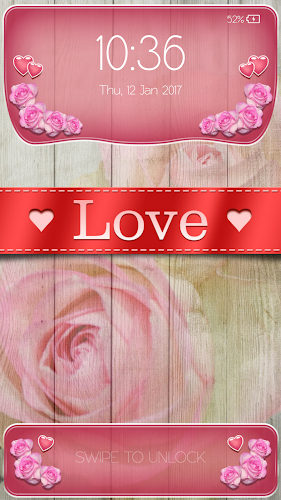 Valentines Day Lock Screen On Google Play Reviews Stats