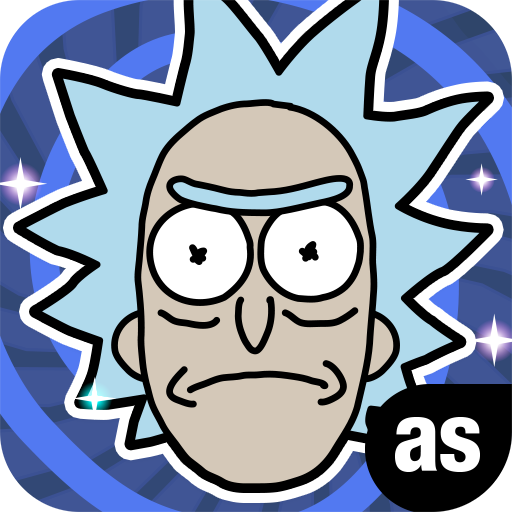 Rick and Morty: Pocket Mortys Icon