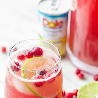 Ginger Ale Cranberry Pineapple Punch Recipes