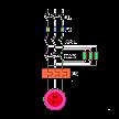 schéma Démarrage moteur électrique APK