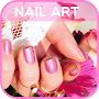 Nail Art Designs for Girls - A Nail Design Studio APK icon