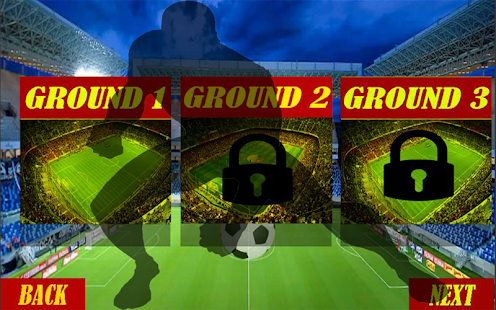 superhero REAL FOOTBALL Soccer League 2019 Screenshot