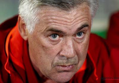 Ancelotti dit non au poste de sélectionneur de l'Italie