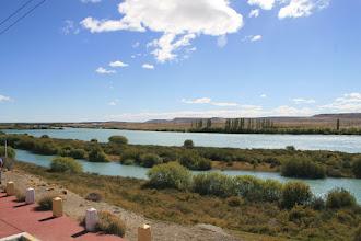 Photo: Der Rio Santa Cruz