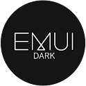 THEME EMUIDARK EMUI 3.1 icon