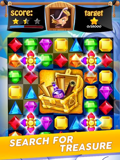 Pirate Jewel Treasure 1.1 screenshots 1