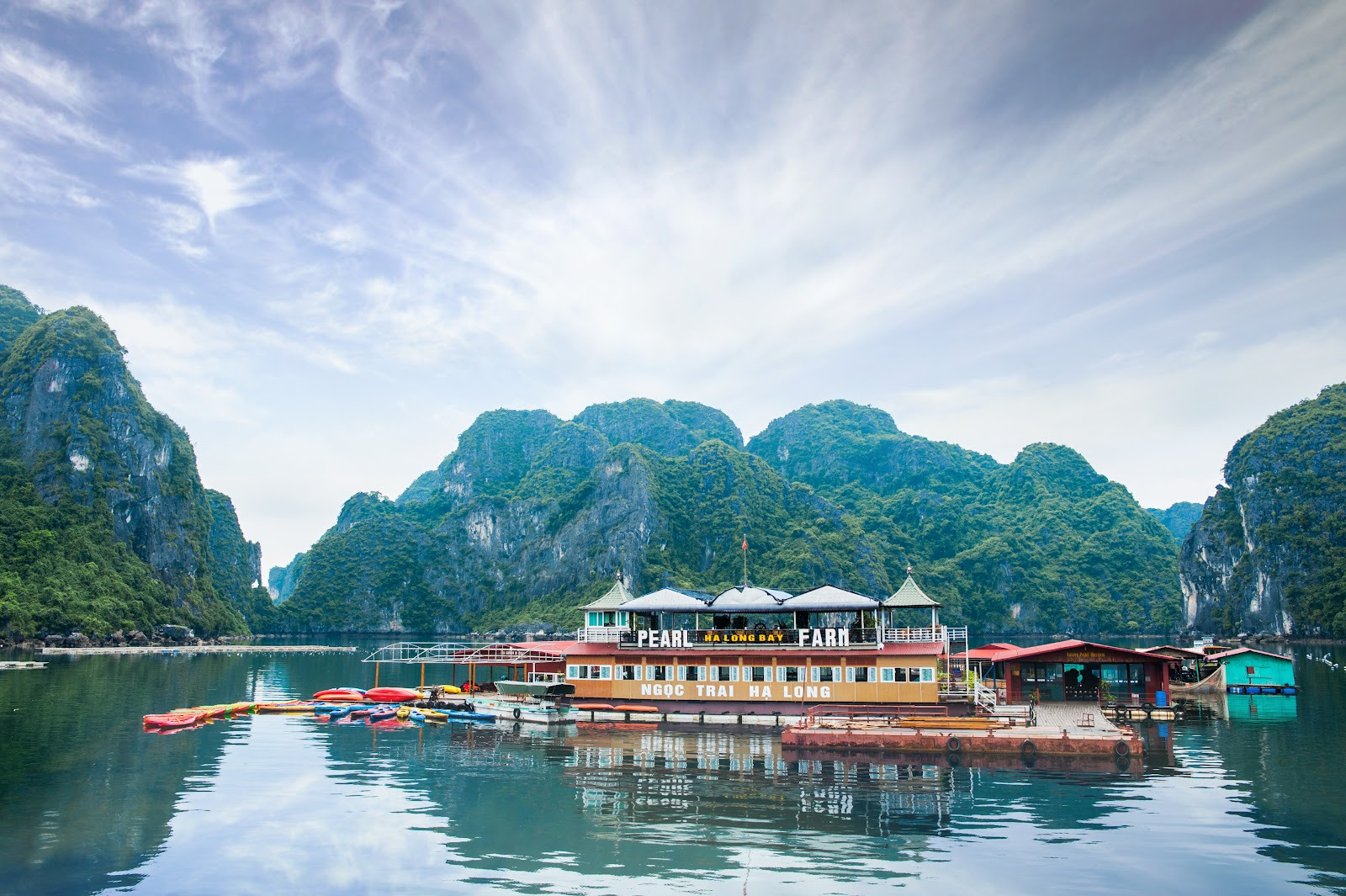 Halong length of Cruise