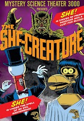 Mystery Science Theater 3000 The She Creature