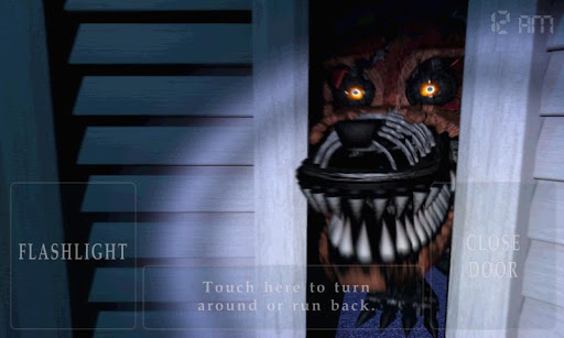 Five Nights at Freddy's 4 Demo screenshot 9