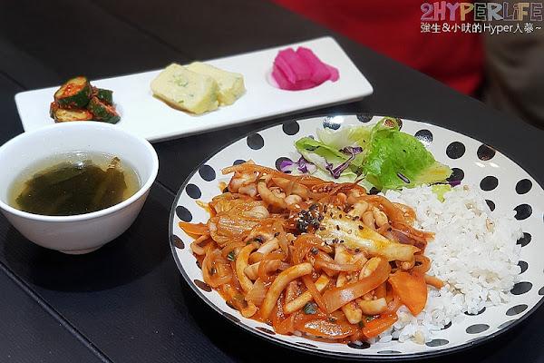 首爾的早晨│喜歡台灣的韓國人開的韓式早午餐和韓式料理,店址在靠近勤美誠品的巷弄內呦~