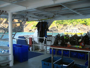 Photo: #010-Le Dive deck du Mermaid 1