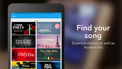 Coach Guitar: How to Play Easy Songs, Tabs, Chords 1.0.75 screenshots 10