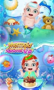 Mermaid Grows Up - náhled