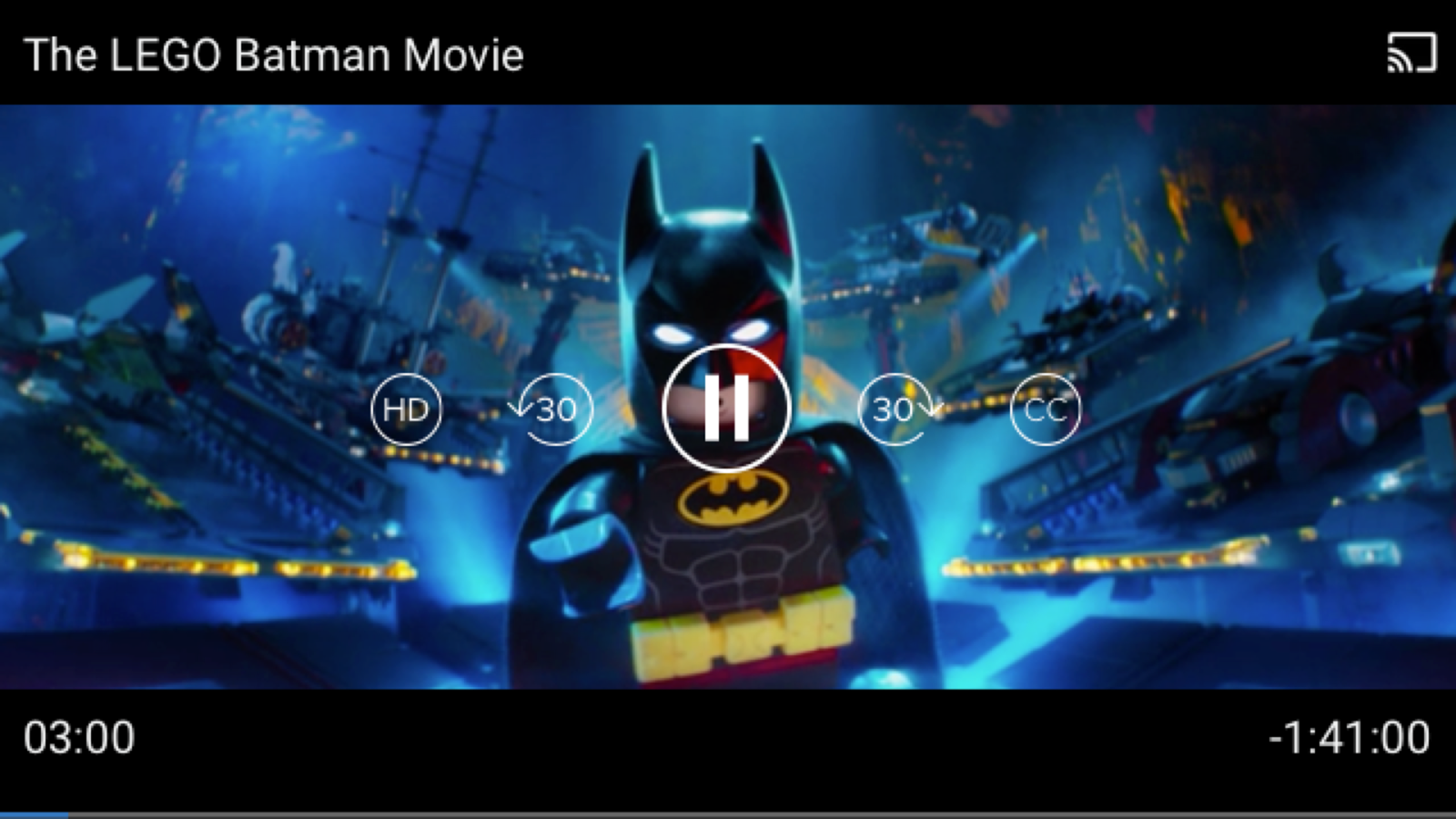 how to play movies on android