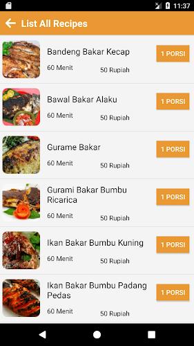 Download Kumpulan Aneka Resep Ikan Bakar Lezat Apk Latest Version App By Varian Resep For Android Devices