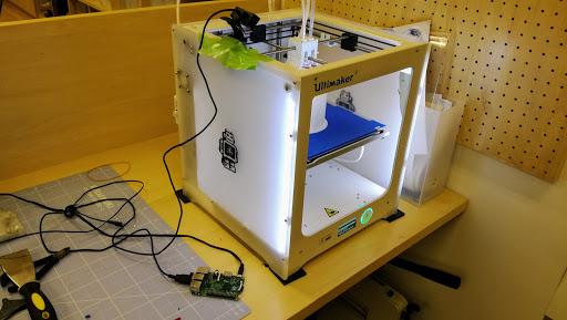 Raspberry PIとDialogflow & Google Cloud Platformを利用した、3Dプリンターボット(仮)の開発 (概要編)